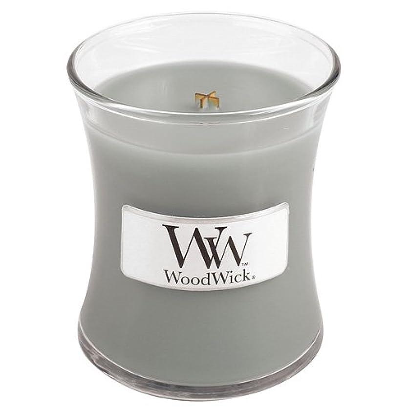 無秩序砦完了Woodwick Mini Fireside Candle 3.4oz by WoodWick