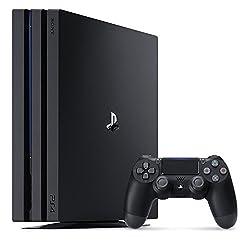 PlayStation 4 Pro ジェット・ブラック 1TB