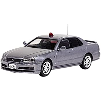 RAI'S 1/43 日産 スカイライン 25GT-X (ER34) 2000 警視庁刑事部機動捜査隊車両 限定 完成品