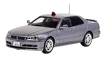 RAI'S 1/43 日産 スカイライン 25GT-X (ER34) 2000 警視庁刑事部機動捜査隊車両 限定