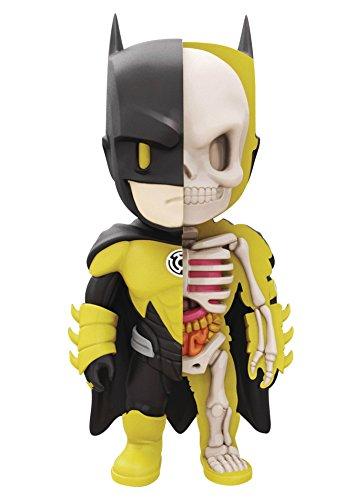 XXRAY meets DCコミックス/ イエローランタン バットマン 4インチ ビニールフィギュア
