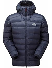 MOUNTAIN EQUIPMENT MENS SKYLINE HOODED JACKET COSMOS (SMALL)