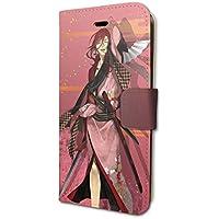 剣が君 04 縁 手帳型スマホケース iPhone6/6s/7/8兼用