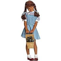 オズの魔法使い ドロシー 童話 ウィッグ付き 衣装、コスチューム コスプレ 子供用 サイズS
