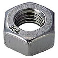 TRUSCO 六角ナット1種 ステンレス サイズM6X1.0 85個入 B250006