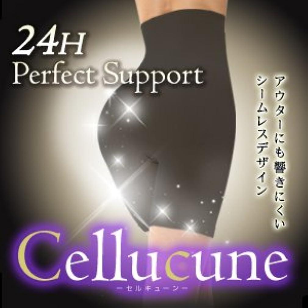 メタリックなしで驚くばかり【M-L】セルキューン -Cellucune- 痩身特化骨盤補正ショーツ