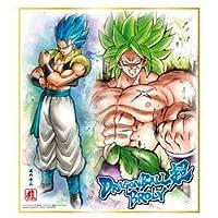 ドラゴンボール色紙ART8 [12.超サイヤ人ブロリーフルパワー VS 超サイヤ人ゴッド超サイヤ人ゴジータ](単品)