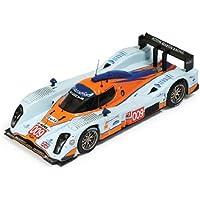 Ixo Models 1/43 Scale Diecast LMM193 - Lola Aston Martin #009 LMP1 Le Mans 2010