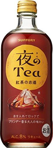 紅茶のお酒 夜のティー 500ml