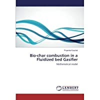 Bio-char combustion in a Fluidized bed Gasifier: Mathematical model【洋書】 [並行輸入品]