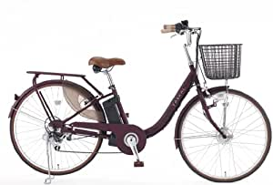 TASKAL(タスカル) 電動アシスト自転車TASKAL Lady Taskal-L1-BR
