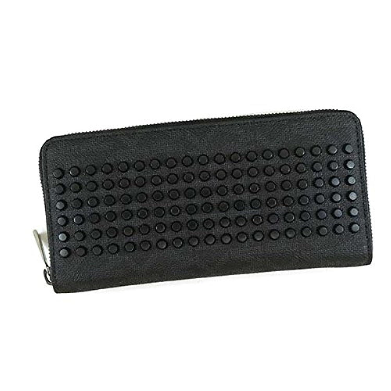 (マイケルコース) MICHAEL KORS ROUND ZIP 長札入財布 #39F6TMNE3U 001 BLACK 並行輸入品