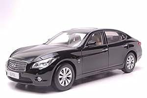 1/18 インフィニティQ70L (ブラック) 2014年モデル ミニカー 1 18 日産スカイラインフーガ Skyline Fuga Q70 M25 M35 370GT Black