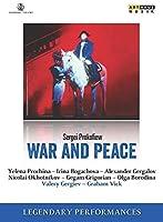 War & Peace - Kirov Opera St. Petersburg 1991 [DVD]