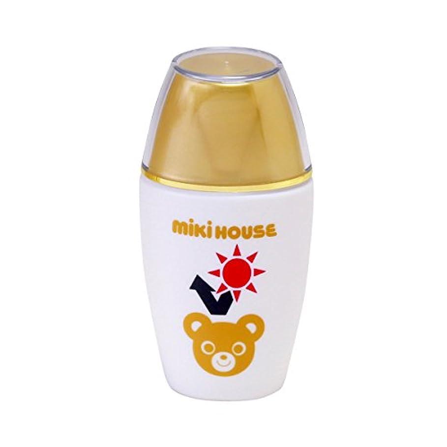 憤るビザ初期のミキハウス (MIKIHOUSE) UVカットミルク 15-3050-787 - -