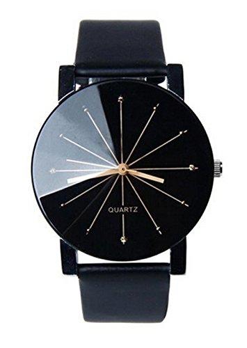 ファション 腕時計 メンズ レザーバンド アナログ ファッション フォーマル