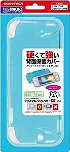 ニンテンドースイッチLite用本体背面保護カバー『クリスタルバックカバーSW Lite(クリアブルー)』 - Switch