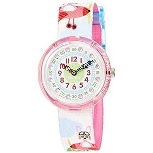 [フリック フラック]FLIK FLAK 腕時計 Story TimeストーリータイムHOPP ON A PLANE (ホップオンアプレーン) キッズ