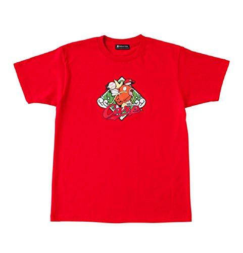 Tシャツ M ポケモン コイキング×カープA ポケモンセンターオリジナル
