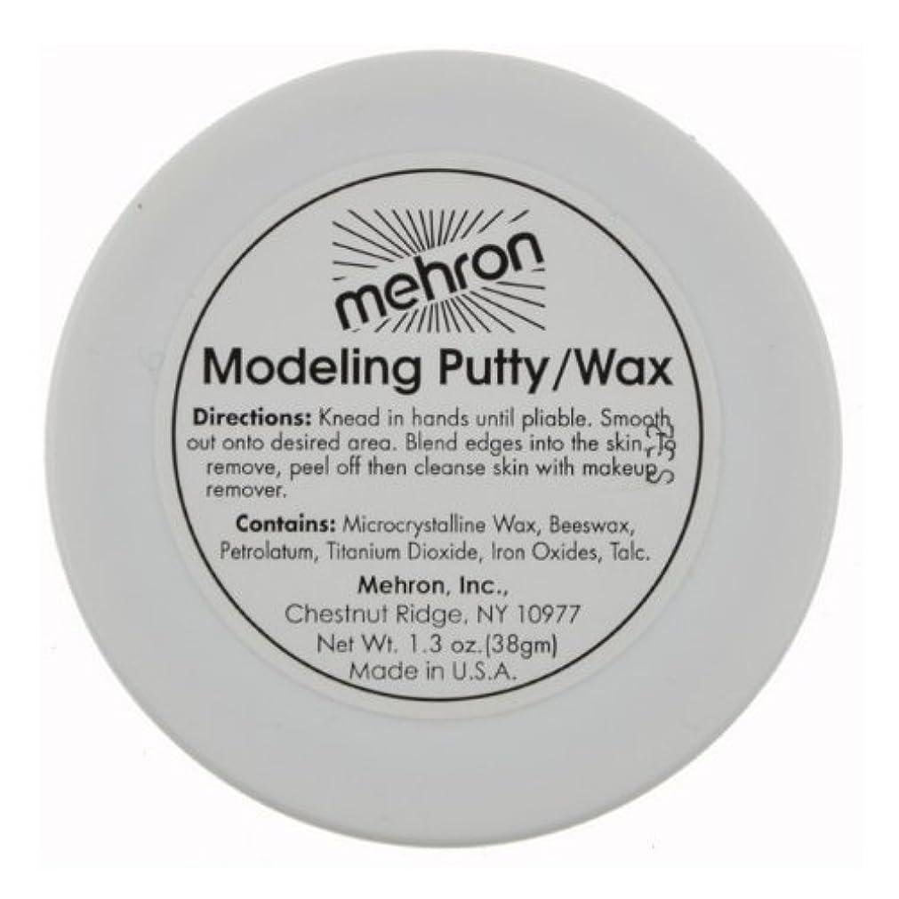 デマンド飛ぶ放置(3 Pack) mehron Modeling Putty/Wax (並行輸入品)
