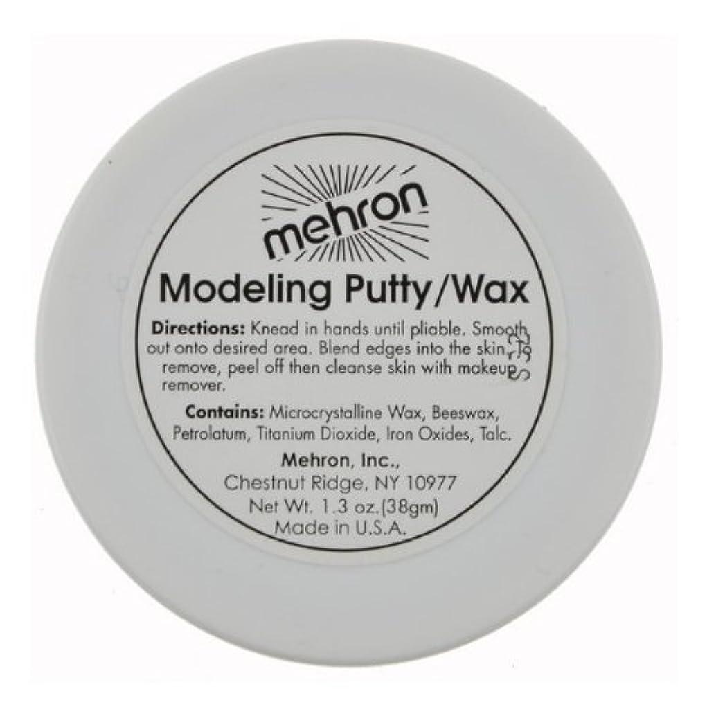 変形ブラウン不完全(3 Pack) mehron Modeling Putty/Wax (並行輸入品)