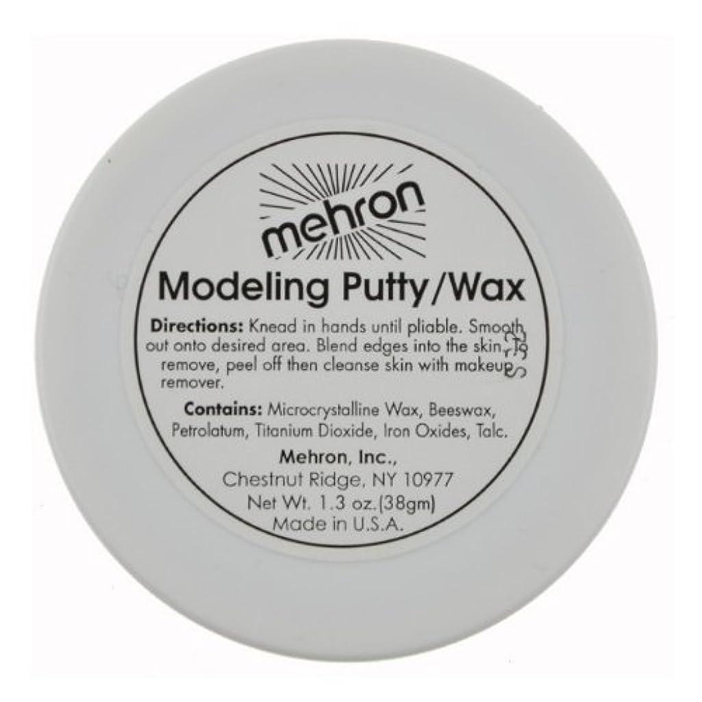 高くヘルパーブリリアント(6 Pack) mehron Modeling Putty/Wax (並行輸入品)
