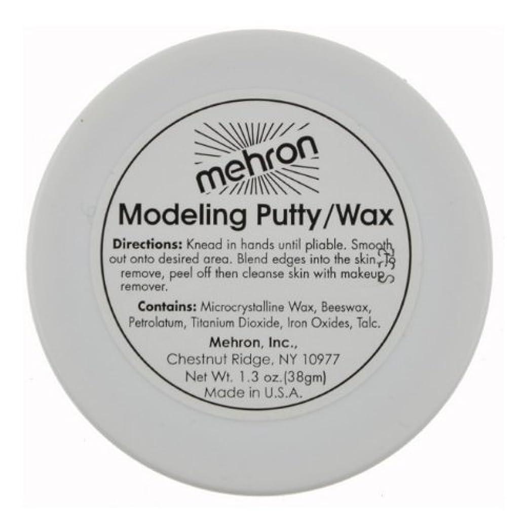 国アウターもし(6 Pack) mehron Modeling Putty/Wax (並行輸入品)