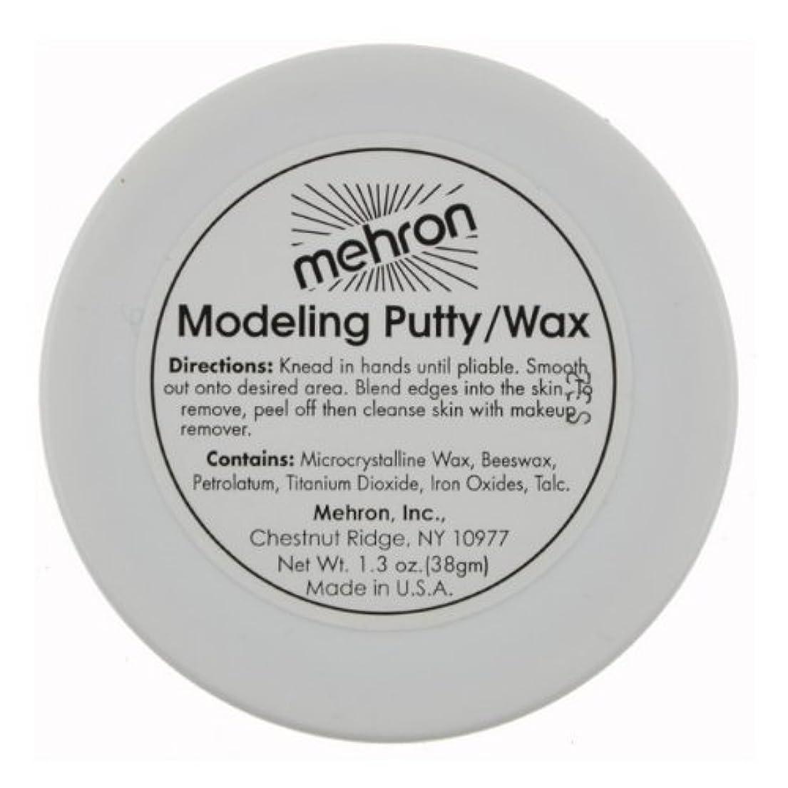 ホイール思春期平均mehron Modeling Putty / Wax (並行輸入品)