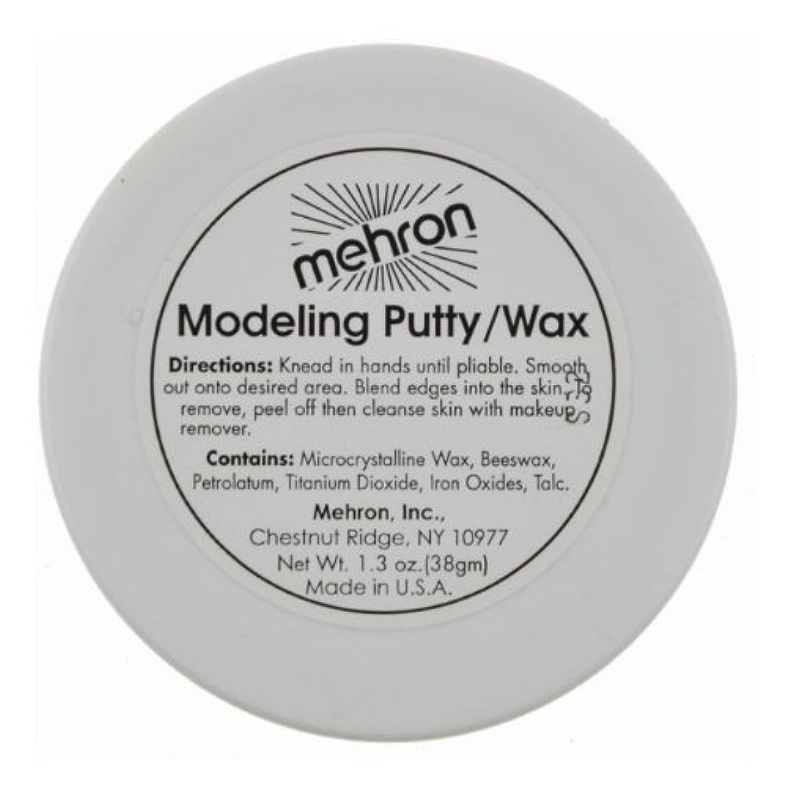 あごひげモディッシュあいにく(3 Pack) mehron Modeling Putty/Wax (並行輸入品)