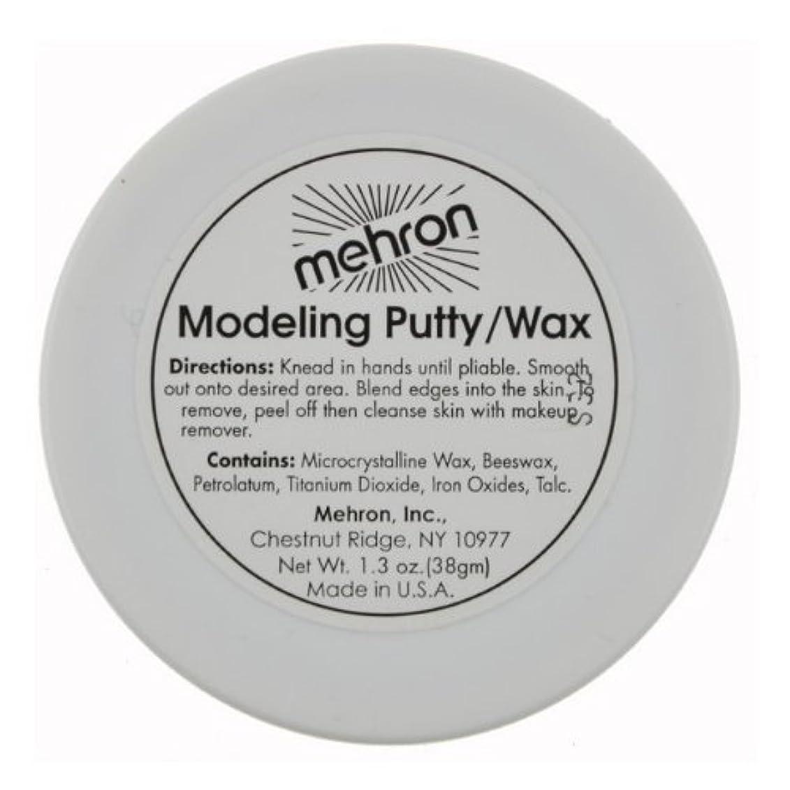 勇気のある植物学者野望(6 Pack) mehron Modeling Putty/Wax (並行輸入品)