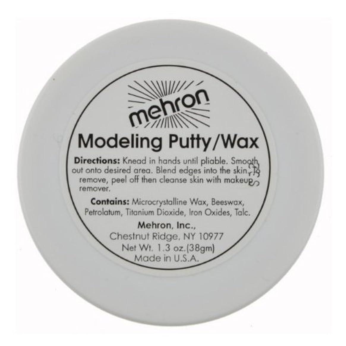 ほのめかす有料人道的mehron Modeling Putty / Wax (並行輸入品)