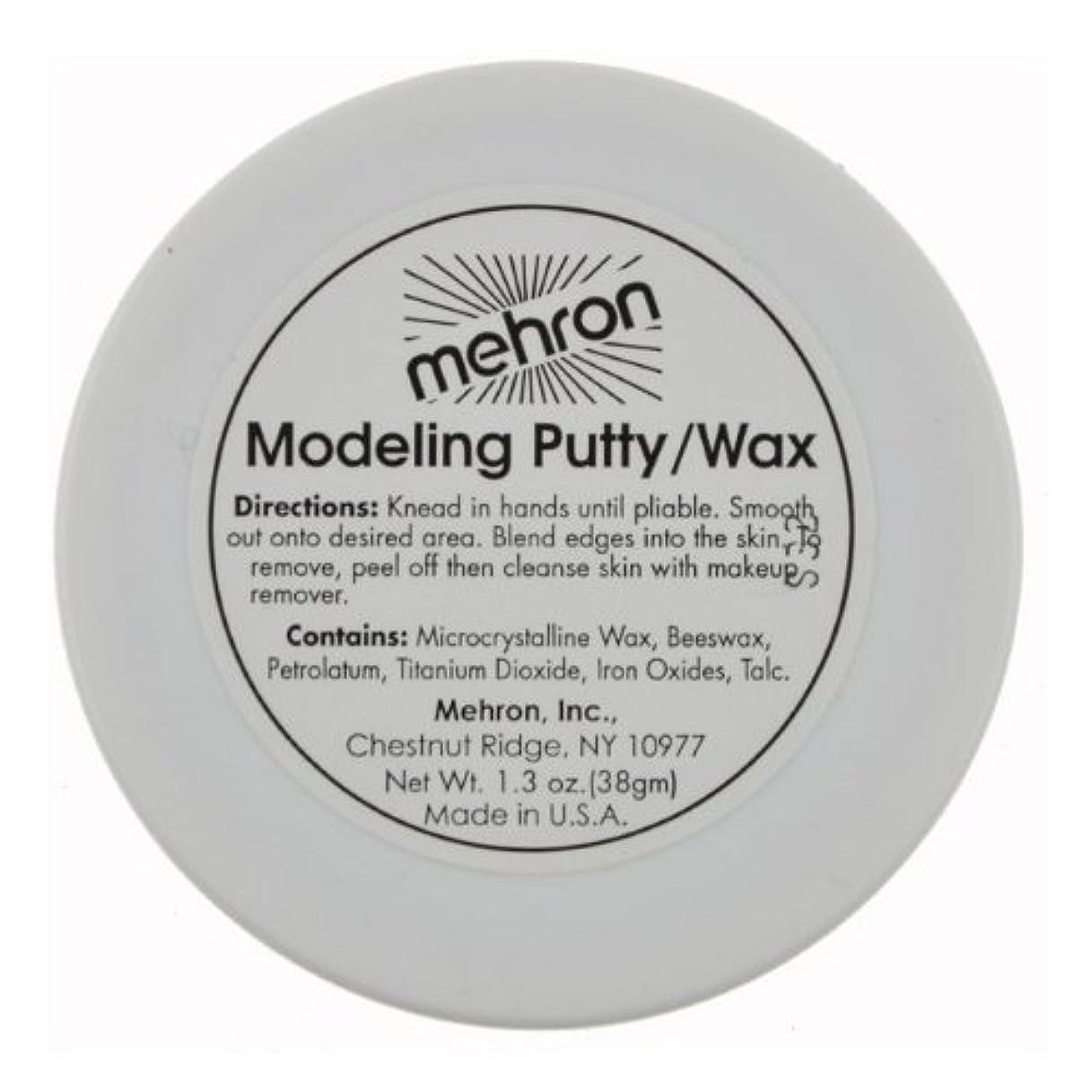 鑑定選択リベラル(3 Pack) mehron Modeling Putty/Wax (並行輸入品)