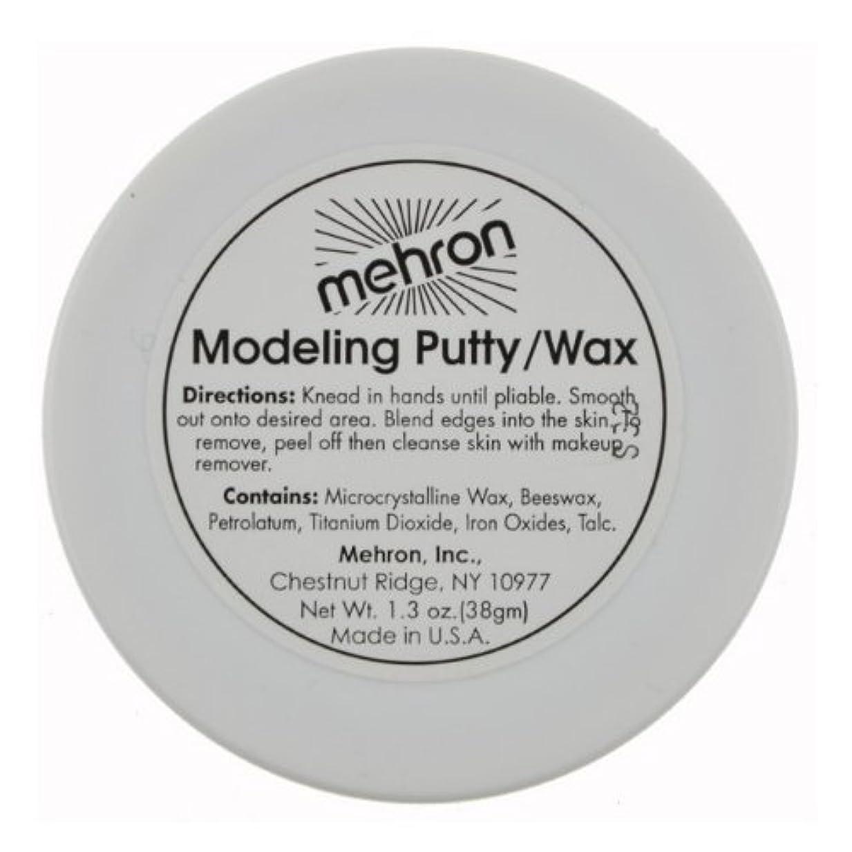父方の合併接続詞mehron Modeling Putty / Wax (並行輸入品)