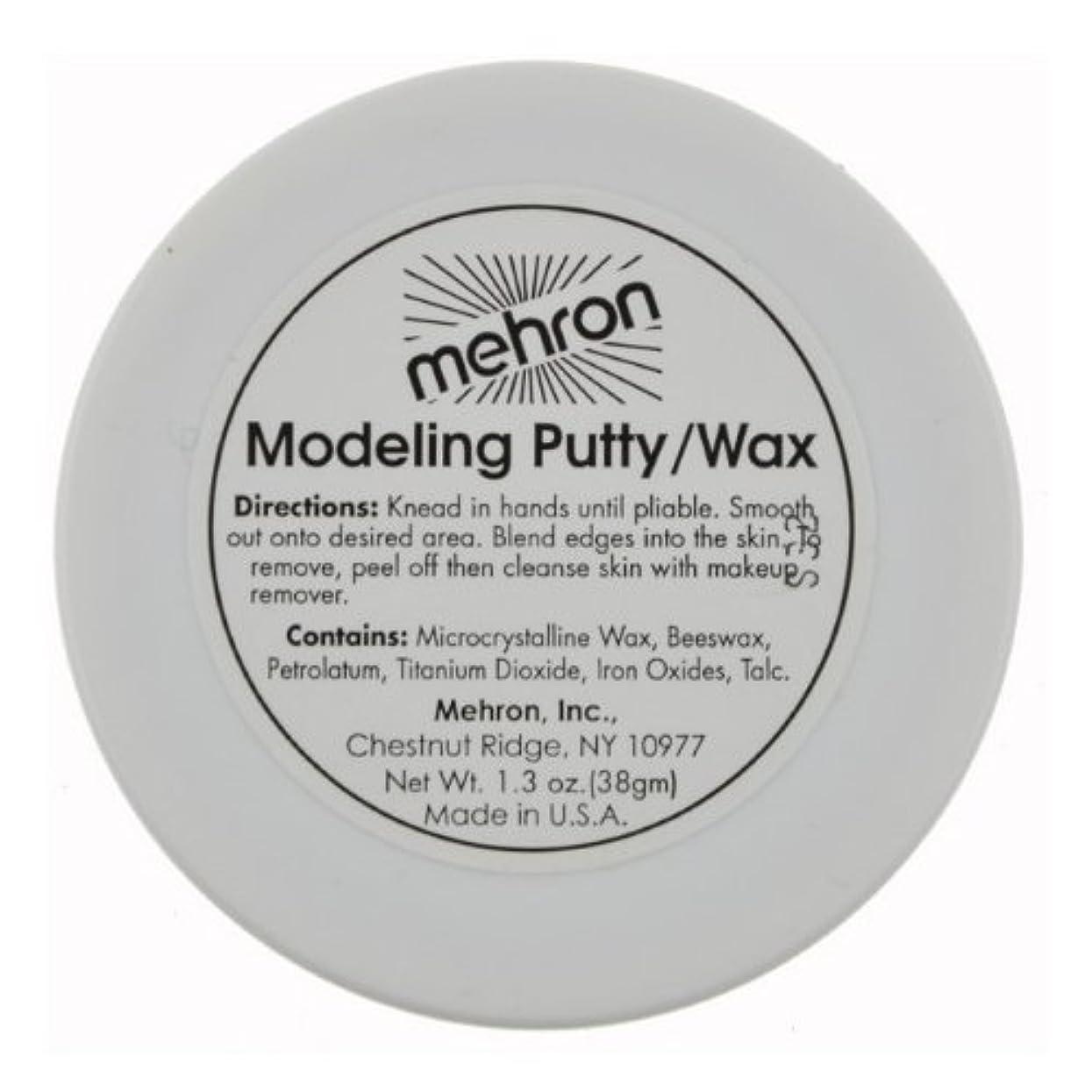 ペパーミントモックヒロイックmehron Modeling Putty / Wax (並行輸入品)