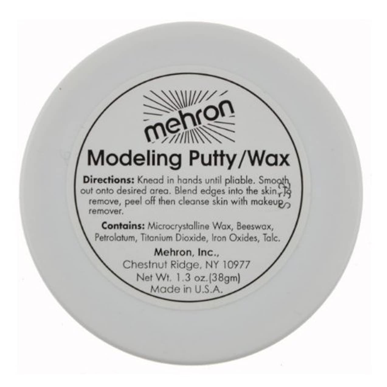 太鼓腹珍味神学校mehron Modeling Putty / Wax (並行輸入品)