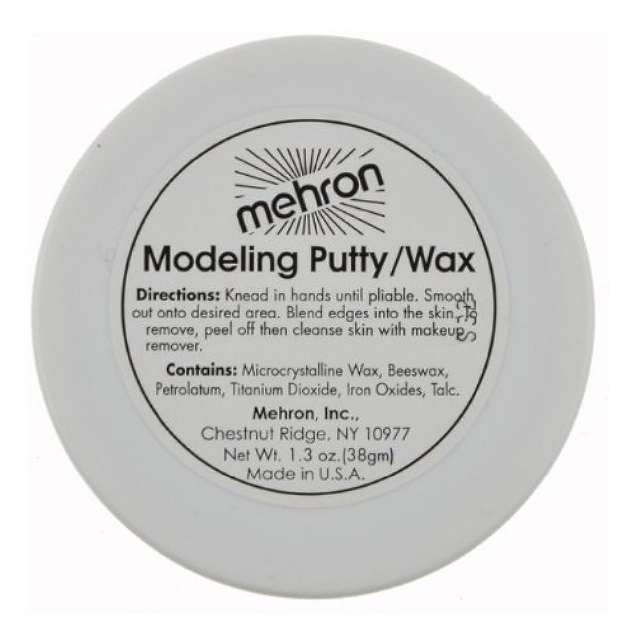 のためナチュラ本物(6 Pack) mehron Modeling Putty/Wax (並行輸入品)