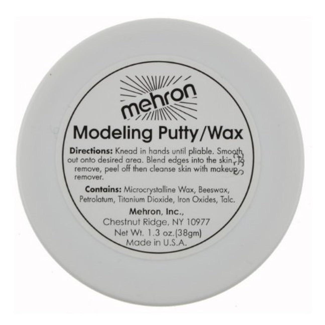 無謀怒って値する(3 Pack) mehron Modeling Putty/Wax (並行輸入品)
