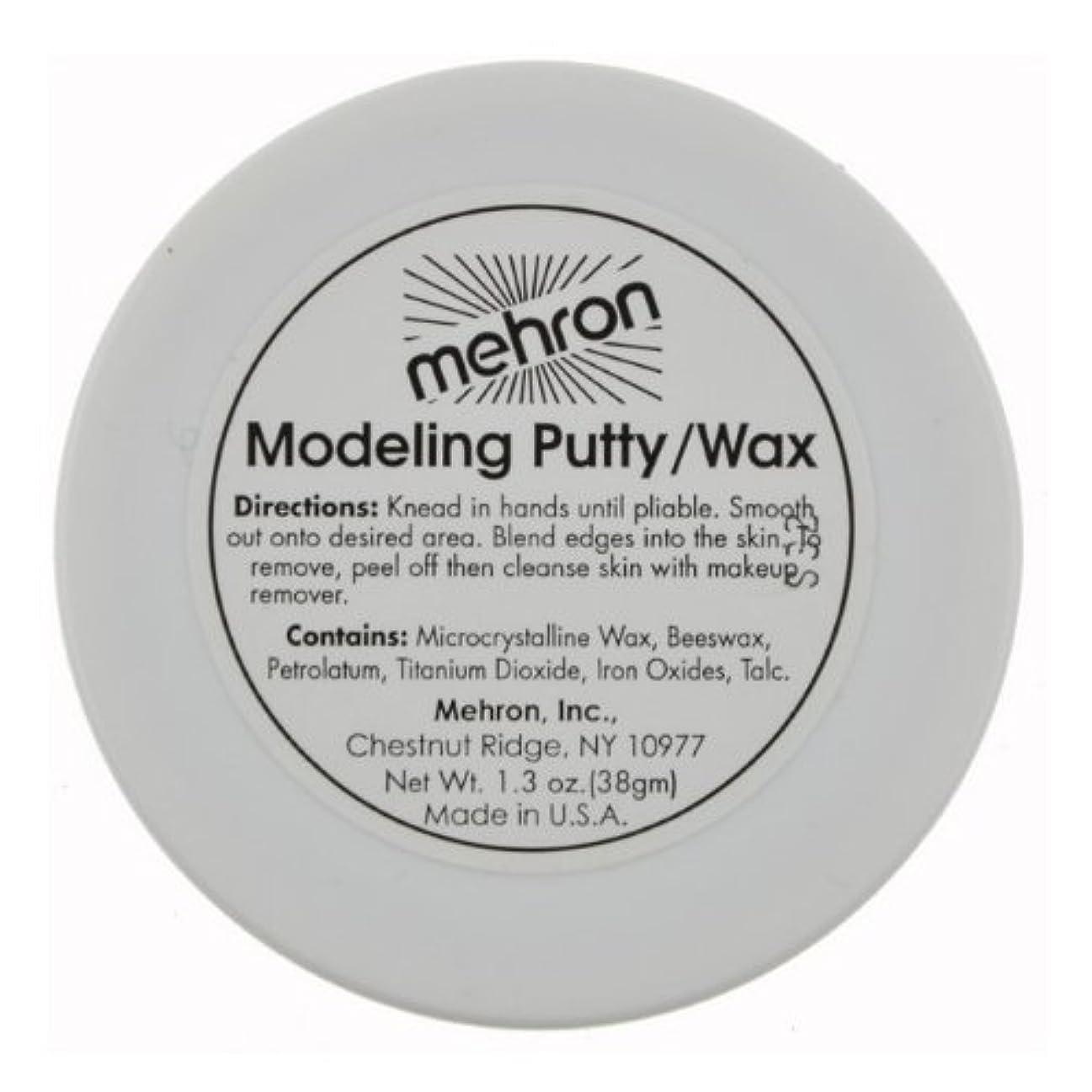 宇宙テラス脅迫mehron Modeling Putty / Wax (並行輸入品)