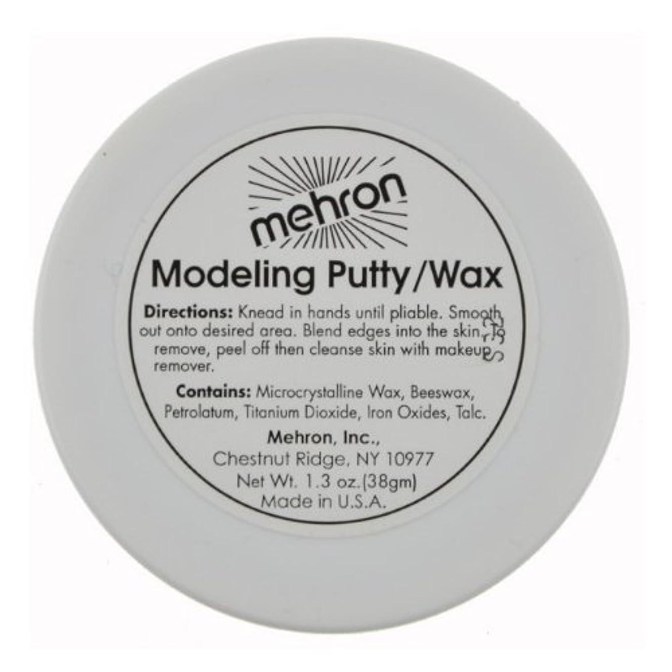 逆に彼は連続的(3 Pack) mehron Modeling Putty/Wax (並行輸入品)