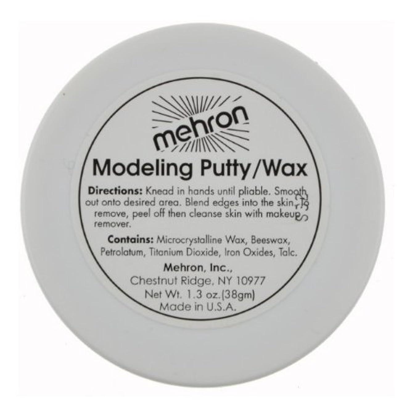 mehron Modeling Putty / Wax (並行輸入品)