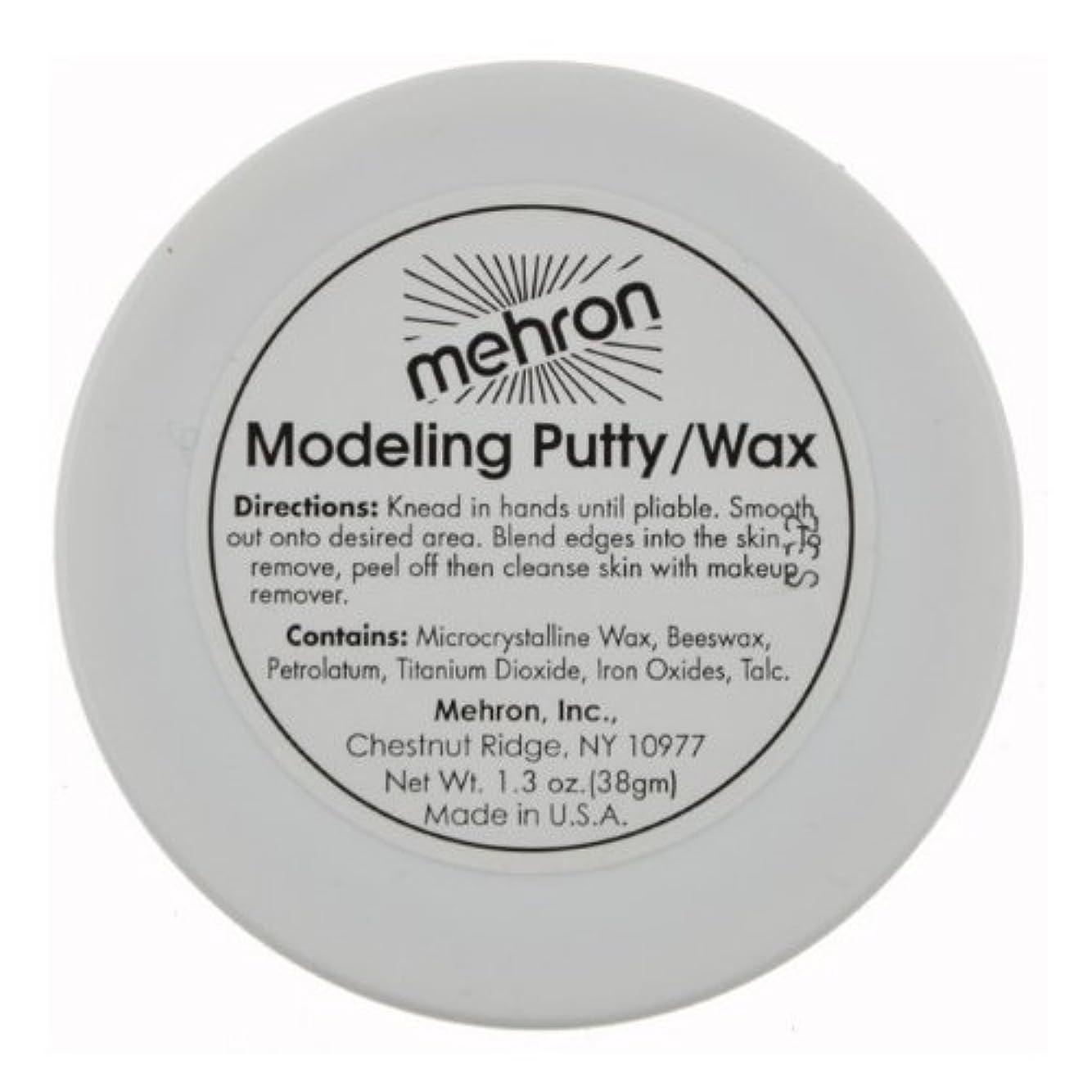 メンバー追い出す収まる(3 Pack) mehron Modeling Putty/Wax (並行輸入品)