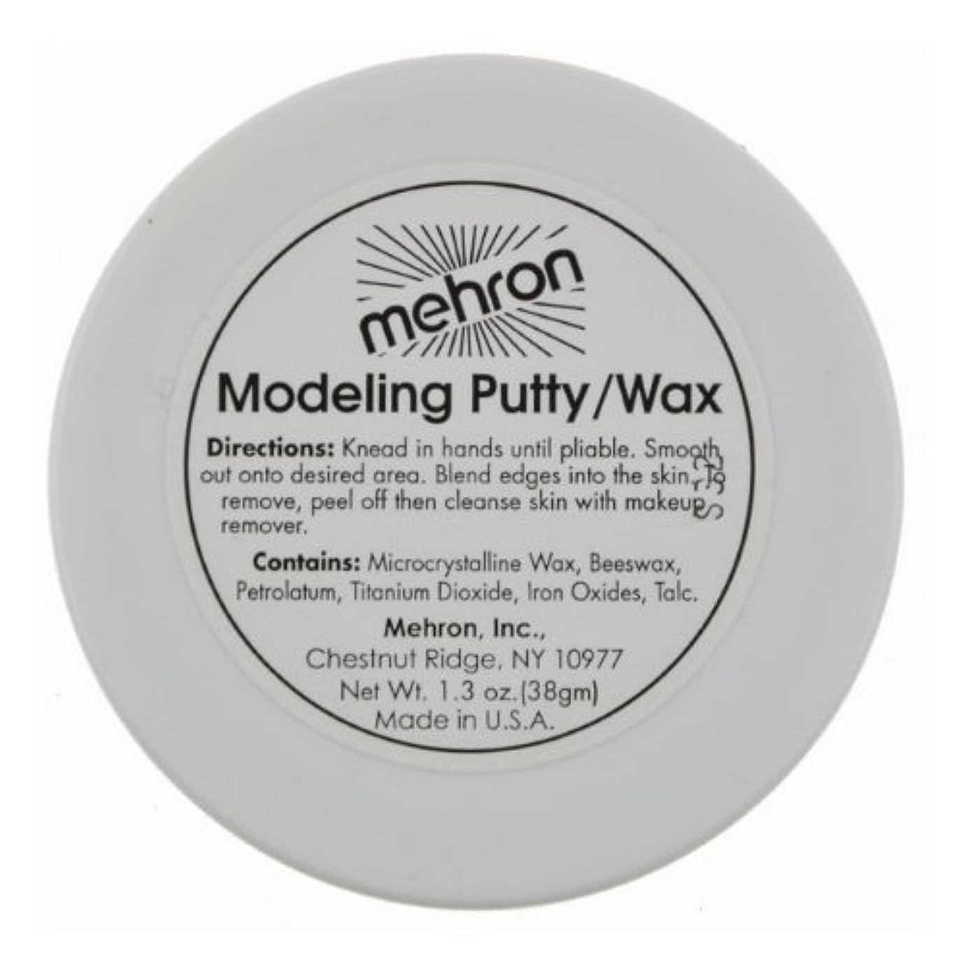 壮大触覚露(6 Pack) mehron Modeling Putty/Wax (並行輸入品)