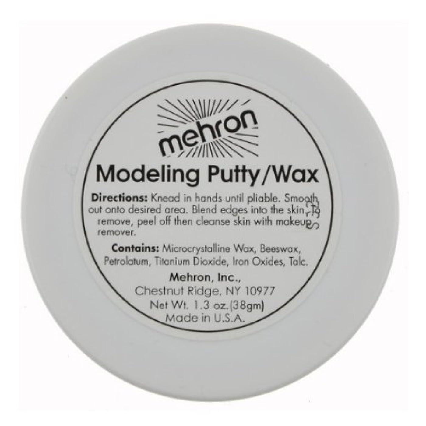 ラップトップ送信するメーカー(3 Pack) mehron Modeling Putty/Wax (並行輸入品)