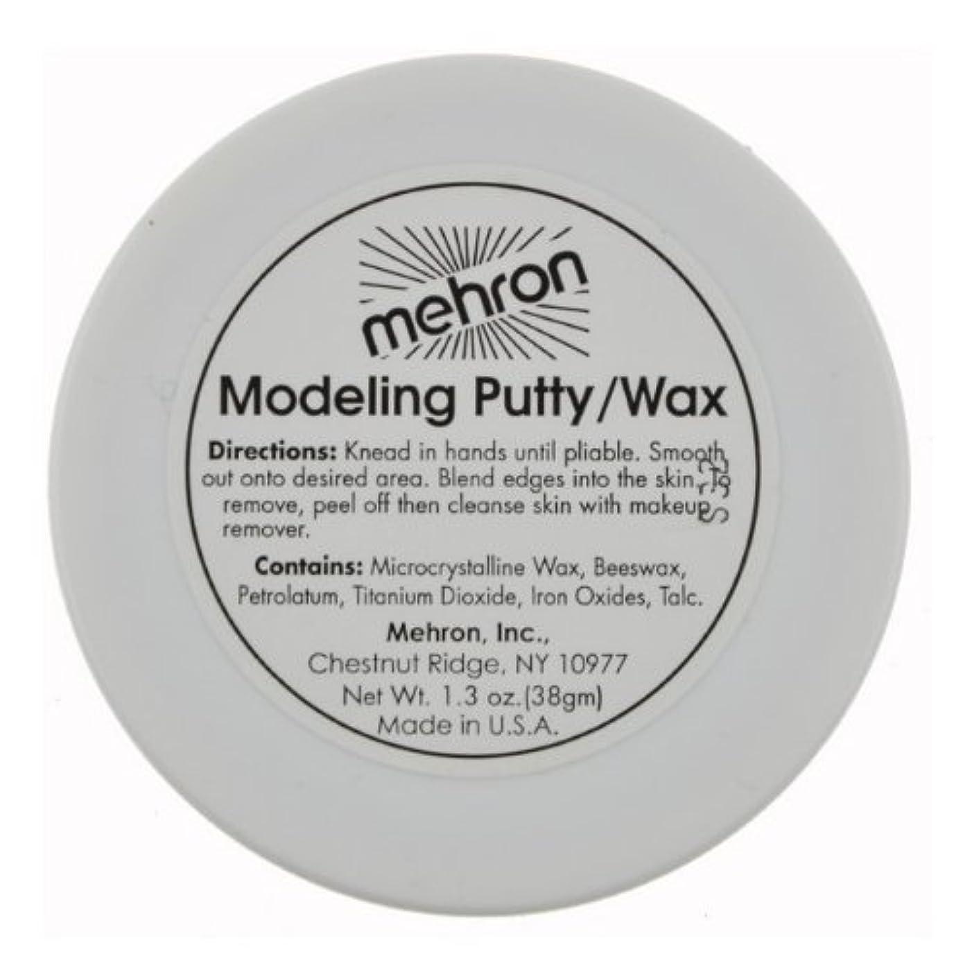 特権現代でも(6 Pack) mehron Modeling Putty/Wax (並行輸入品)