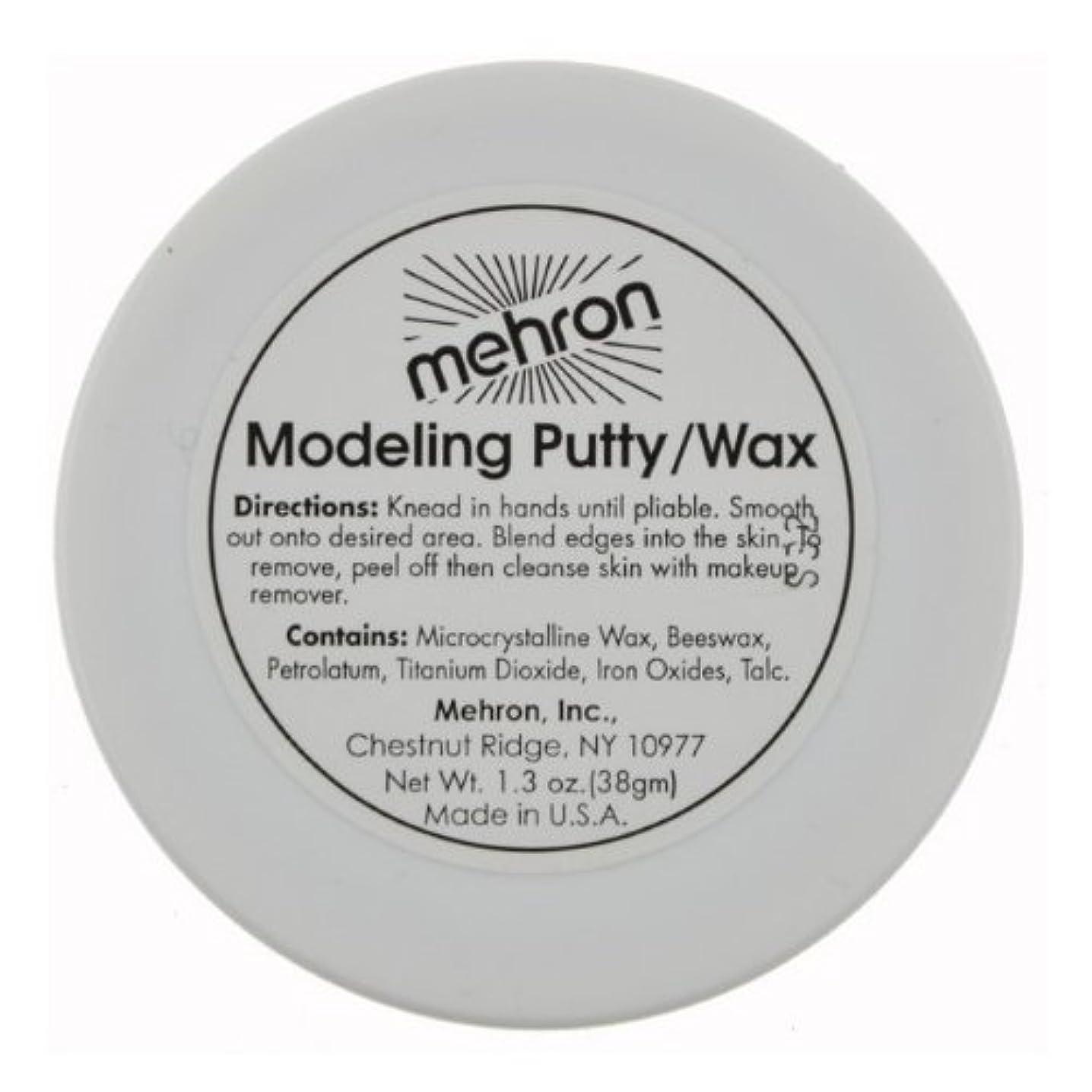 呼吸ワーカーどちらか(3 Pack) mehron Modeling Putty/Wax (並行輸入品)