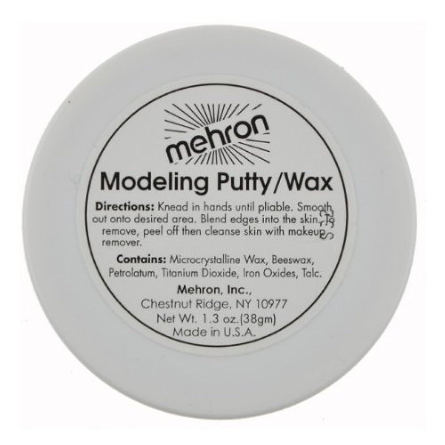 研磨ストライプ丁寧(3 Pack) mehron Modeling Putty/Wax (並行輸入品)