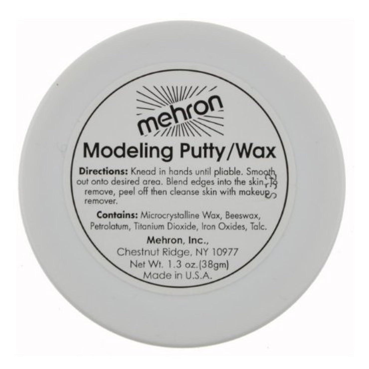 旧正月リクルート調停者mehron Modeling Putty / Wax (並行輸入品)