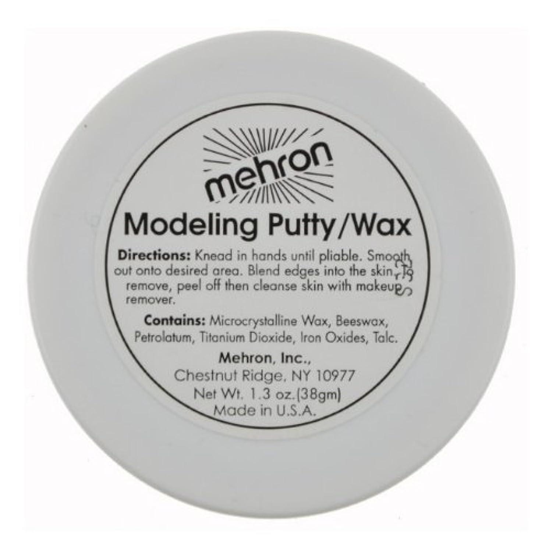 ダイバー孤独尋ねる(6 Pack) mehron Modeling Putty/Wax (並行輸入品)