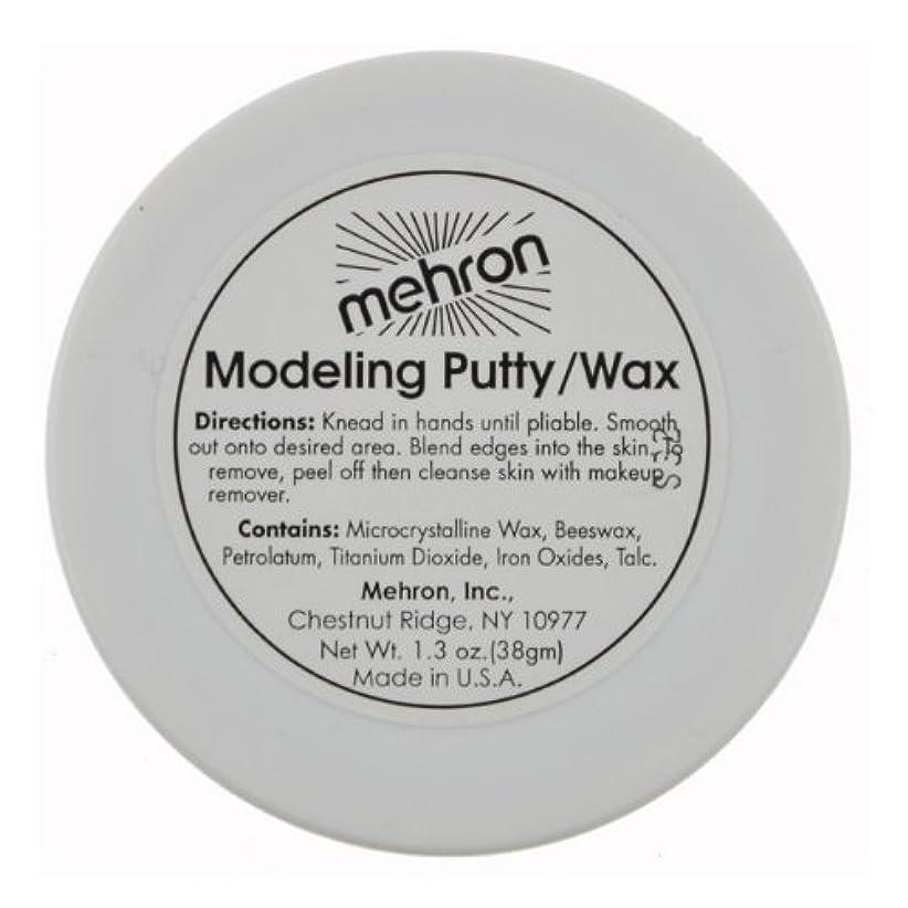 エコー用心吹きさらしmehron Modeling Putty / Wax (並行輸入品)
