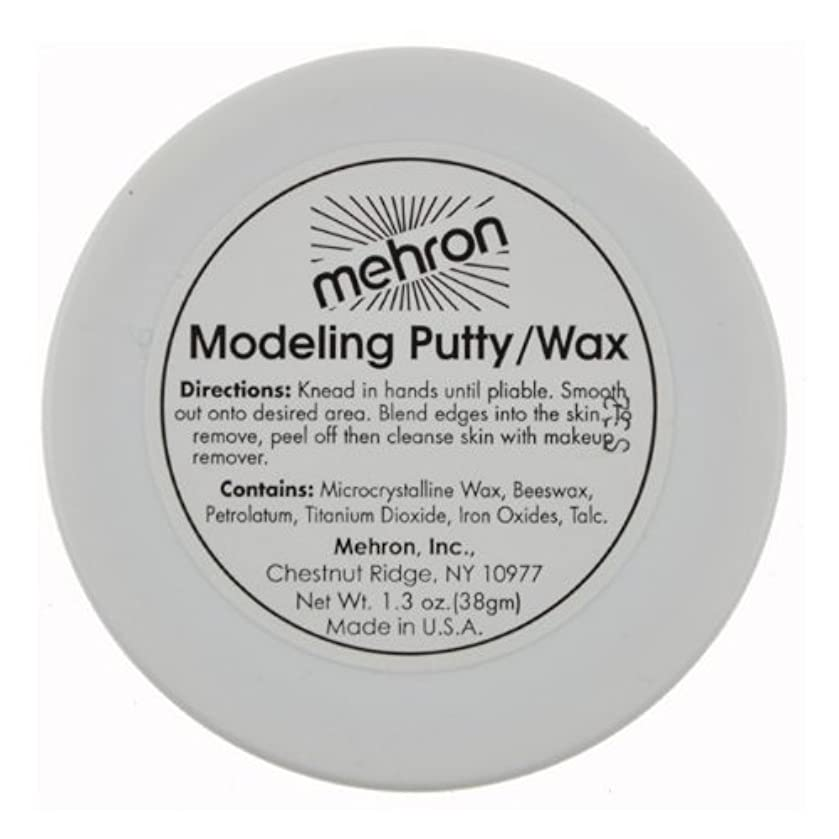 人サイドボード宿mehron Modeling Putty / Wax (並行輸入品)